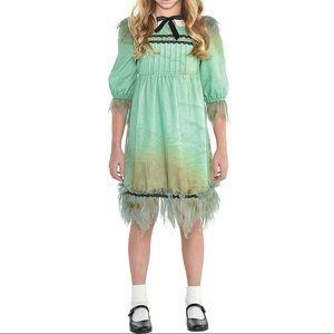 👻Halloween🎃 adult creepy girl costume